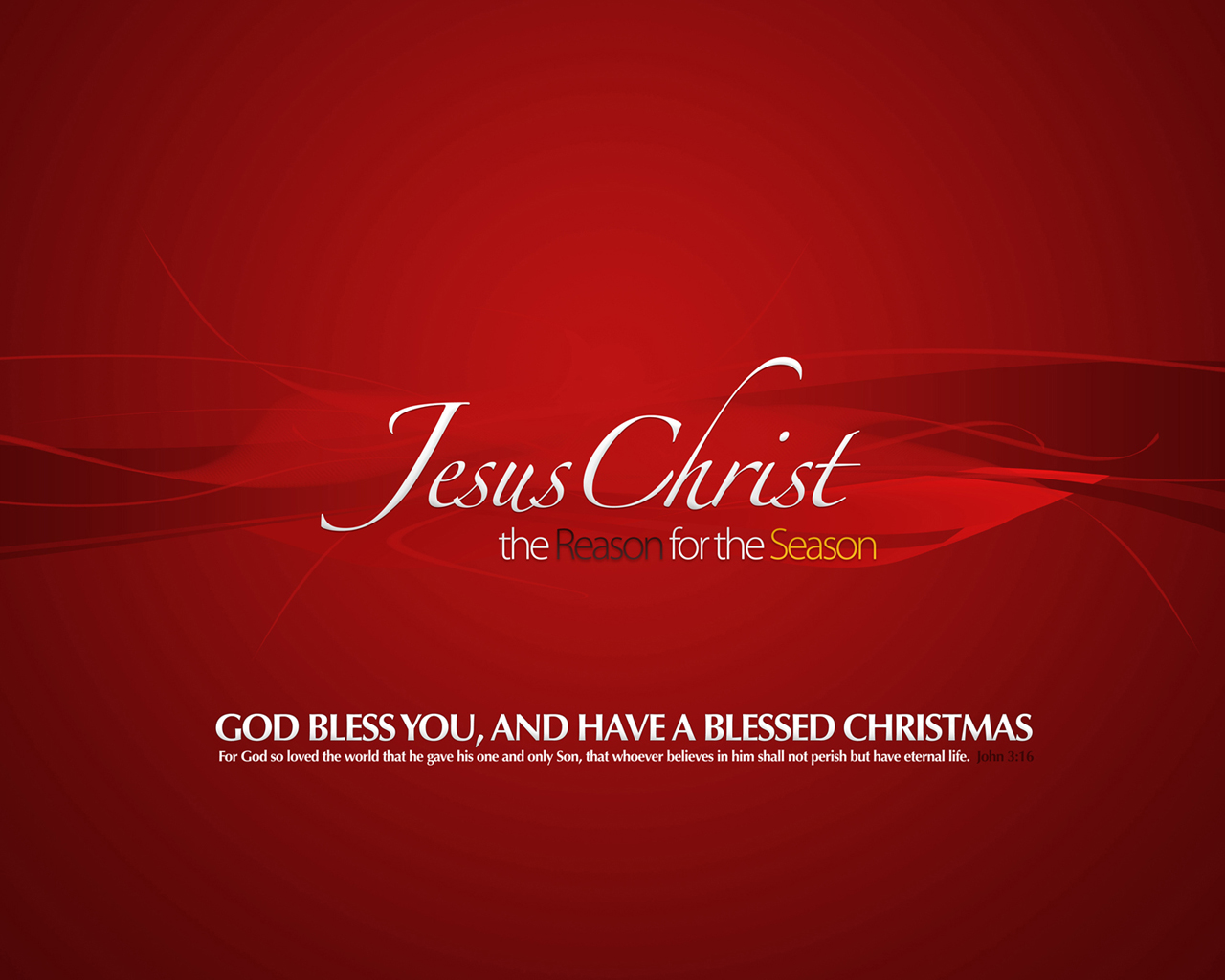 Jesus is the Reason for the Season! - Crosspoint Academy