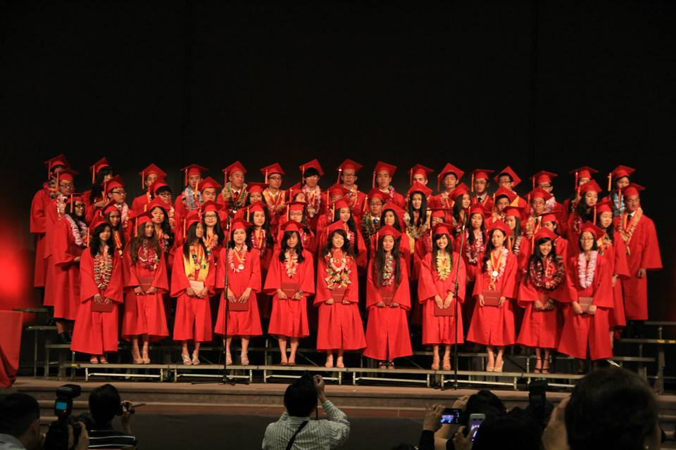 Congratulations Class Of 2014!