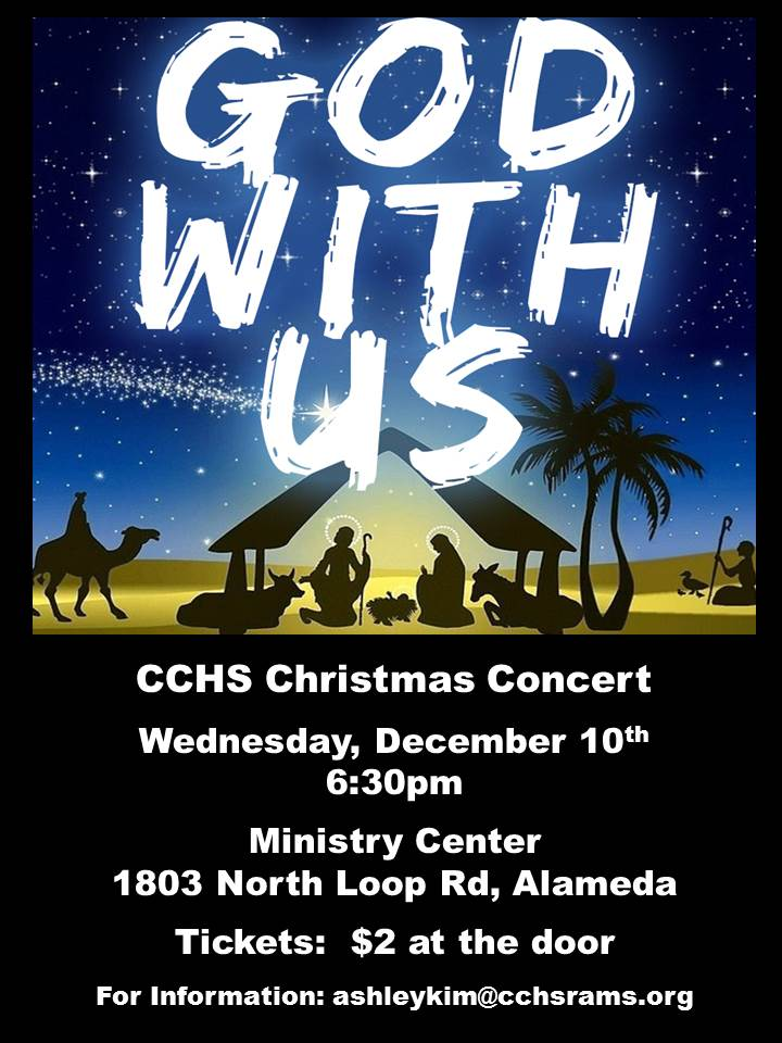 Christmas Concert!