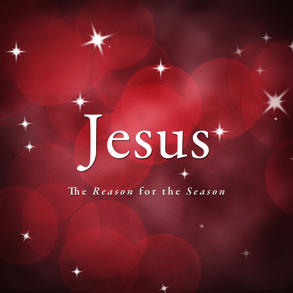 Jesus is the Reason for the Season - Crosspoint Academy