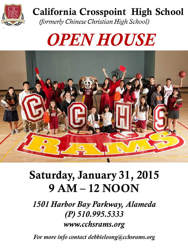 Open House Is Here And We Want You There!