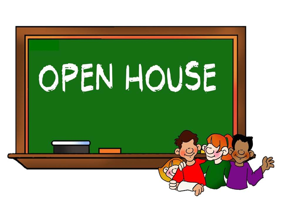 OPEN HOUSE – FEB. 6th