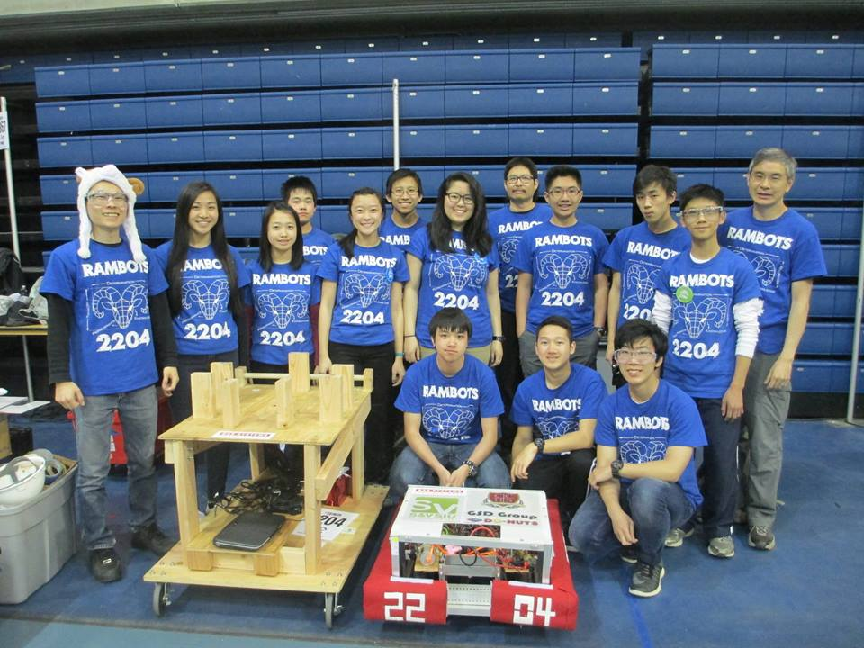 2016 Robotics Team At UC Davis