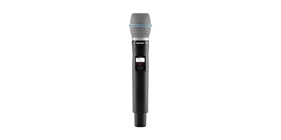 Wireless Vocal Handheld Microphone
