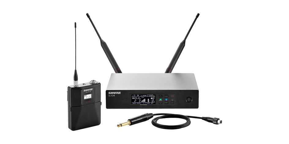 Wireless Vocal Microphone System