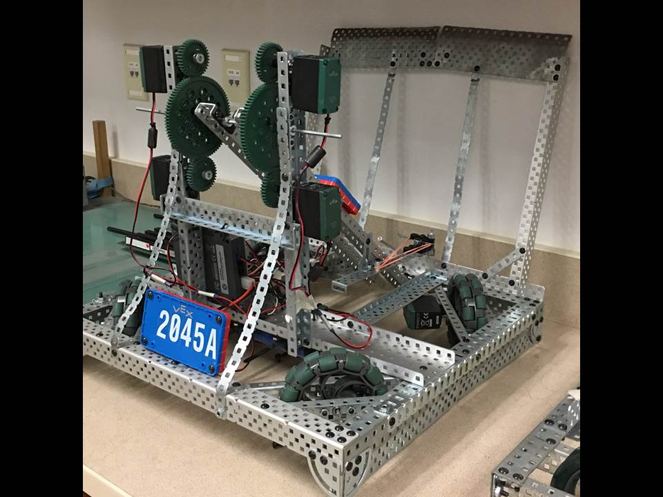 Vexbot Team Advances To The Semi-finals!