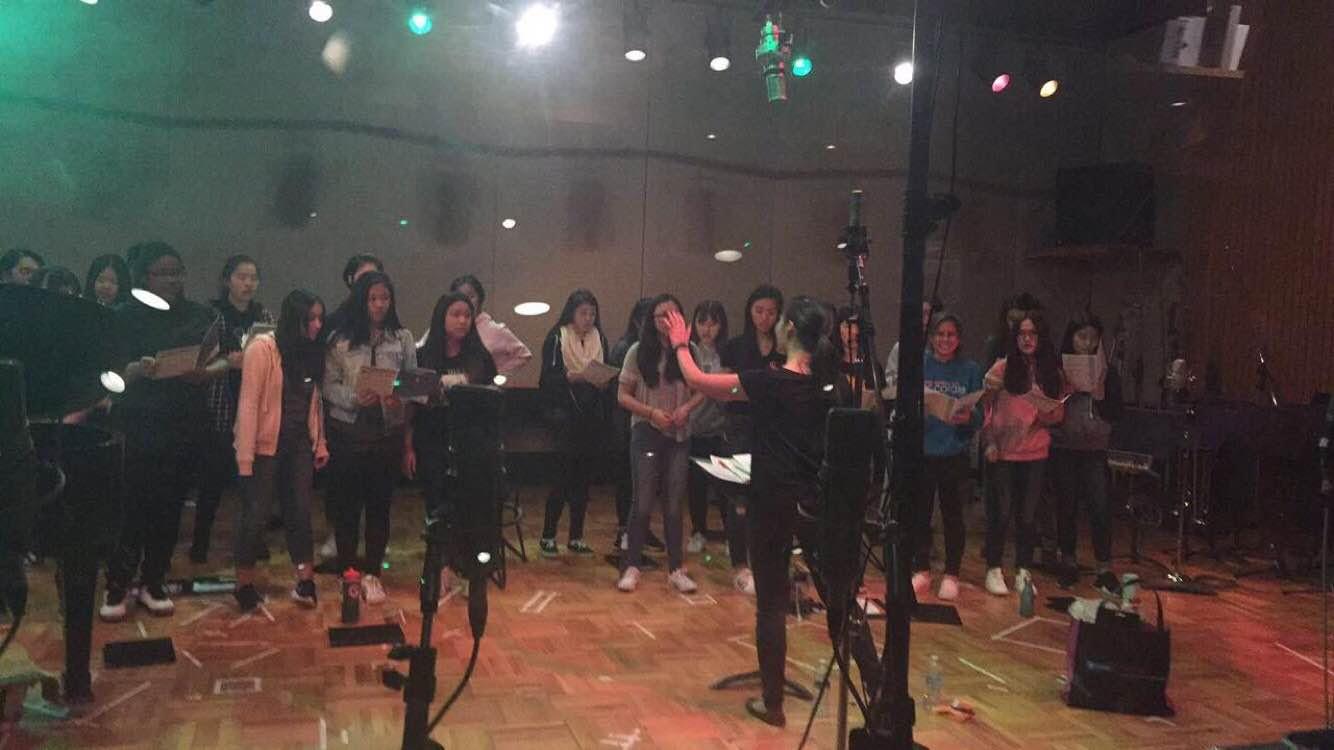 Chorale And Chamber Recording At Fantasy Studios
