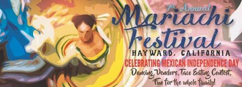 CCA At The Hayward Mariachi Festival