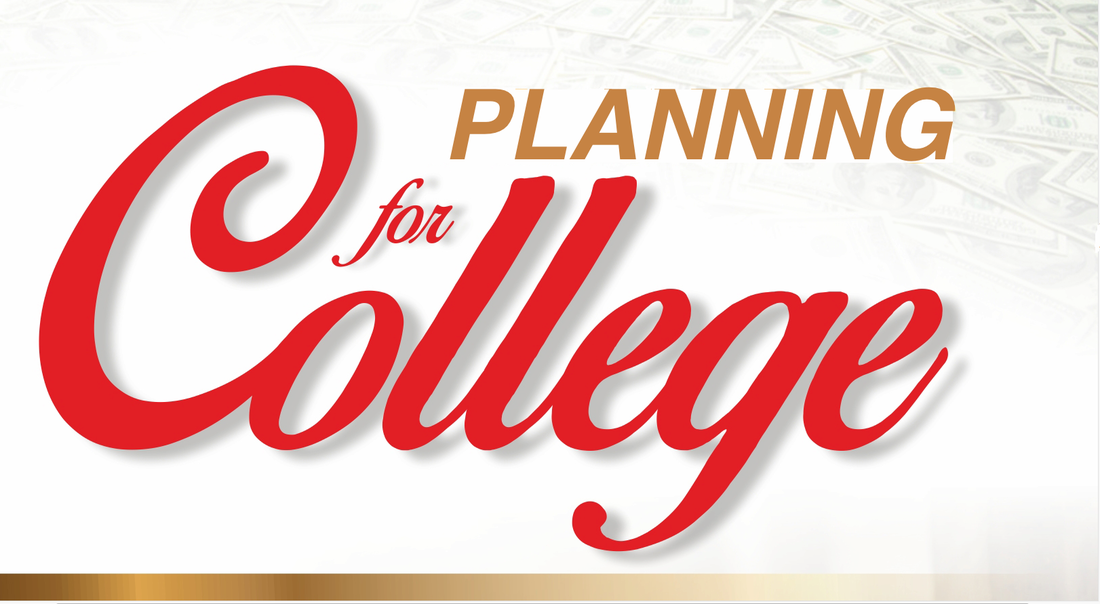 College Planning Workshop On Sept 30.  All Welcome To Attend!
