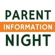Parent Information Meeting – Nov. 29