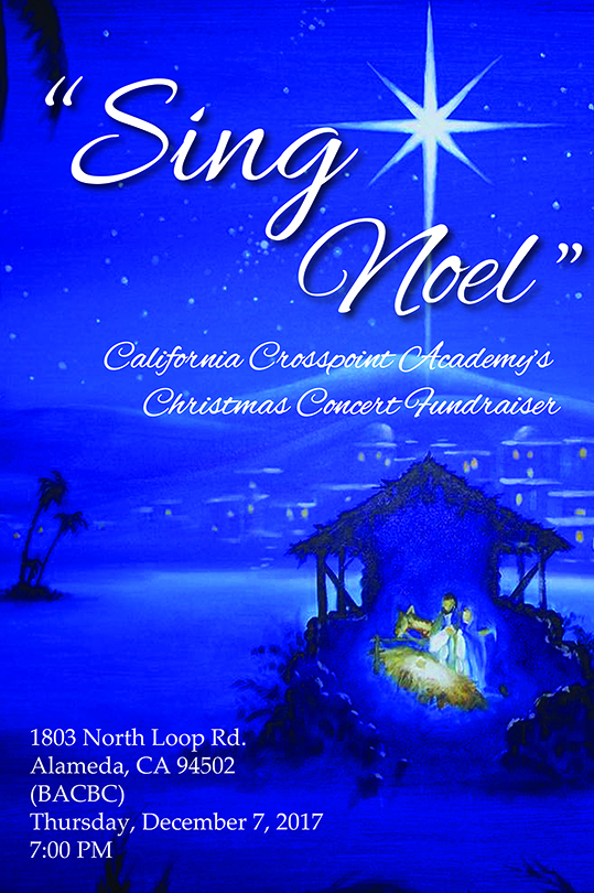 Annual Christmas Concert On Dec. 7