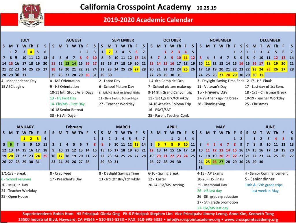 Academic-Calendar-2019-20-Final PDF