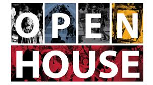 Open House Is Around The Corner!